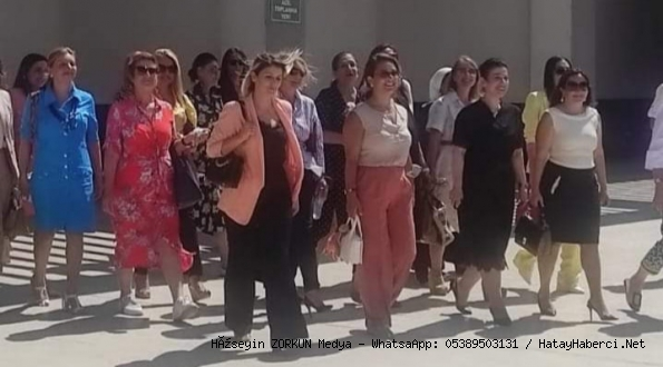 33 kadın belgeseli çekimleri Hatay'da olacak...