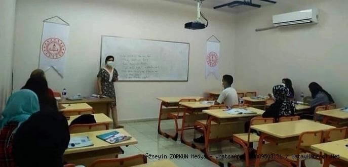 İngilizce kursu devam ediyor...