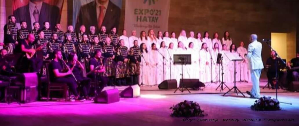 Medeniyetler Korosu'ndan Muhteşem Konser...