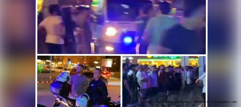 Polise silahlı saldırı...