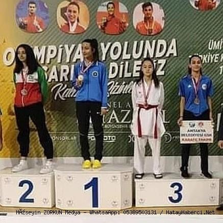 Türkiye üçüncüsü oldu...
