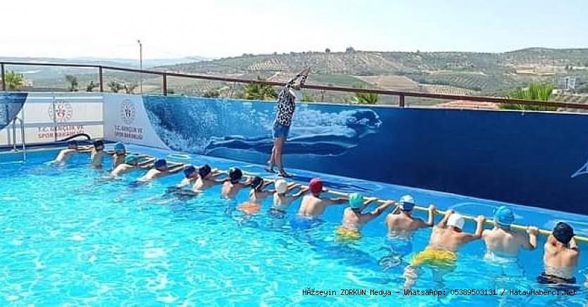 Yüzme bilmeyen kalmasın...